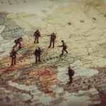 The never-ending wars and conflicts