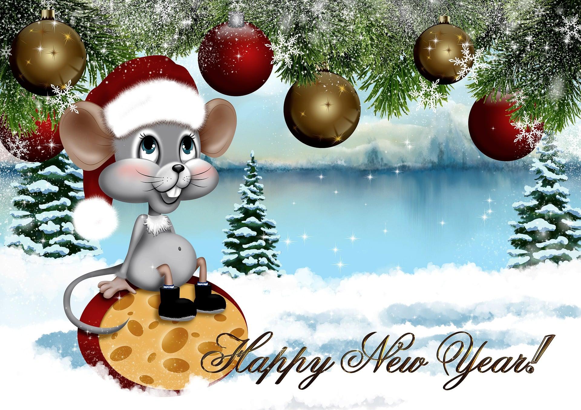 new year 4661098 1920 - С Новым годом! | Happy New Year! | З Новим роком!
